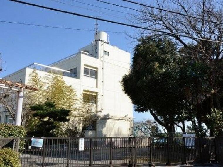 小学校 横浜市立桜台小学校