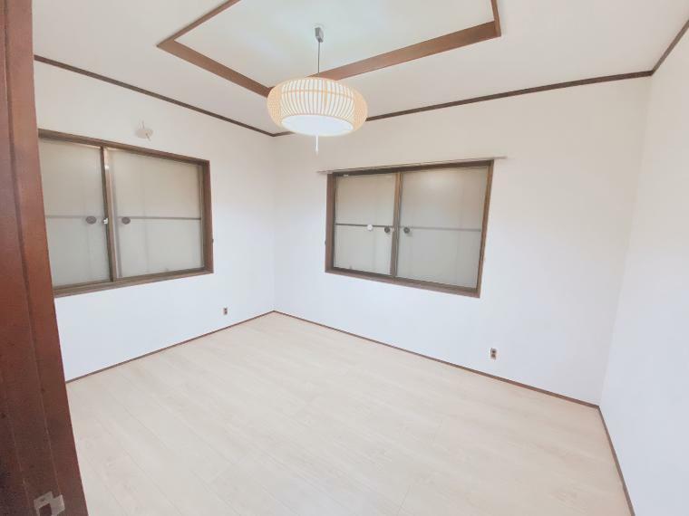 洋室 2階洋室です。