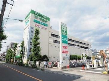 ショッピングセンター 志村ショッピングセンター