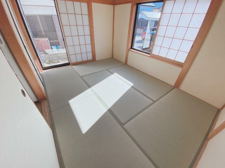 和室 1階和室です。
