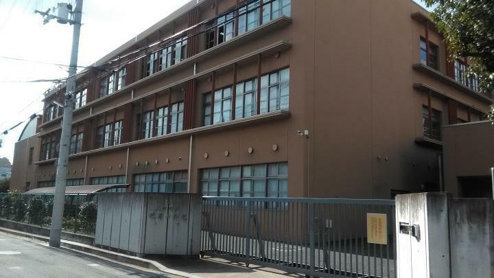 小学校 尼崎市立杭瀬小学校まで650m