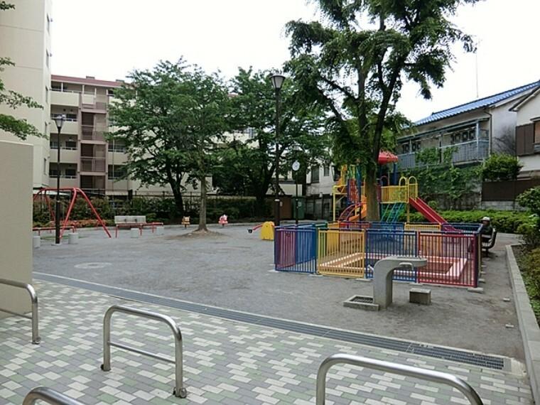 公園 峡田児童遊園