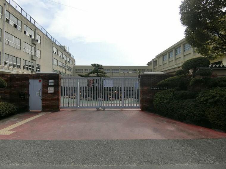 中学校 周辺 繩手北中学校徒歩約920m