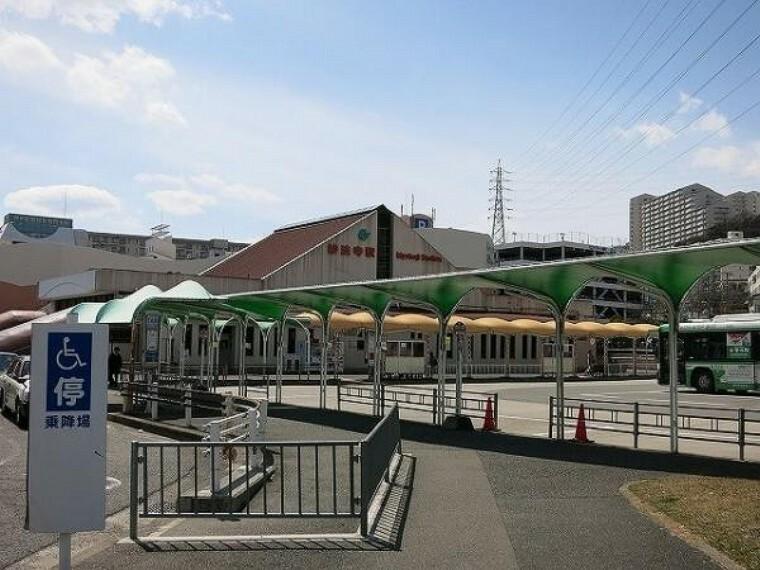 神戸市営地下鉄西神山手線「妙法寺駅」がご利用いただけます