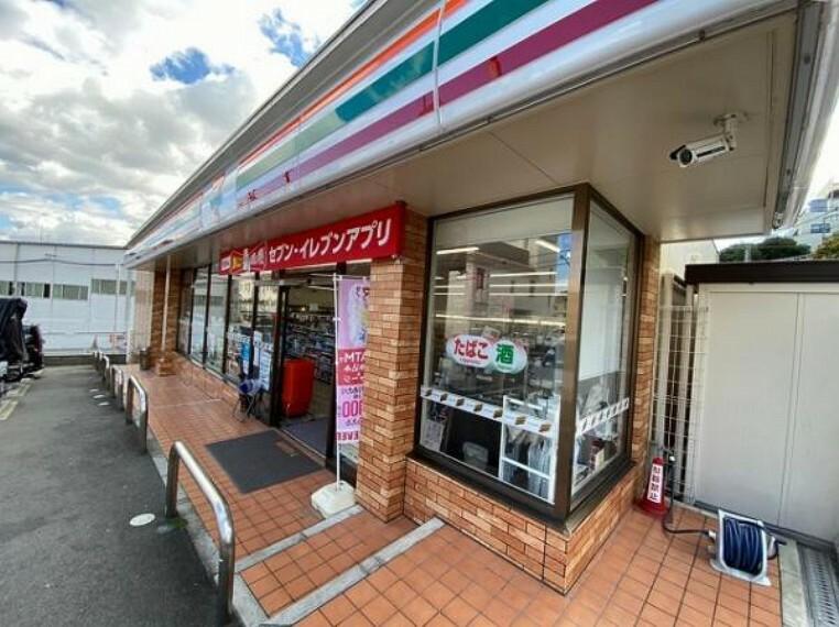 コンビニ セブンイレブン 生駒元町1丁目店