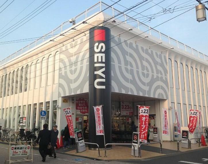 スーパー 【スーパー】西友 浜田山店まで1011m