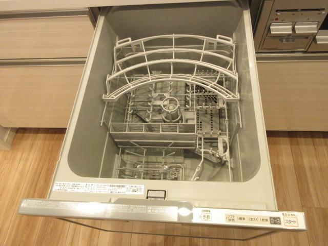 発電・温水設備 食器洗浄乾燥機