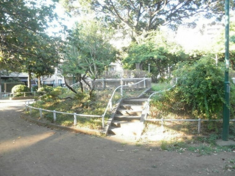 公園 【公園】富士前公園まで381m