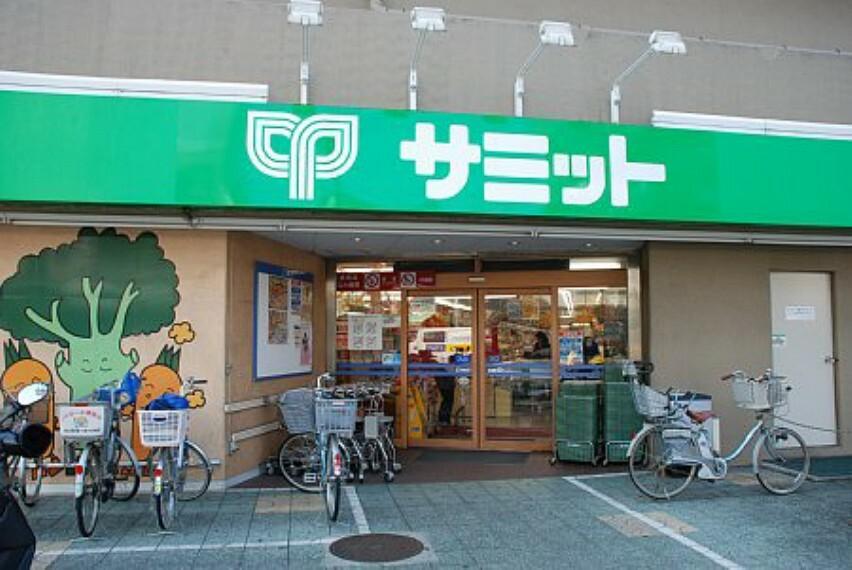 スーパー 【スーパー】サミットストア 千駄木店 まで933m