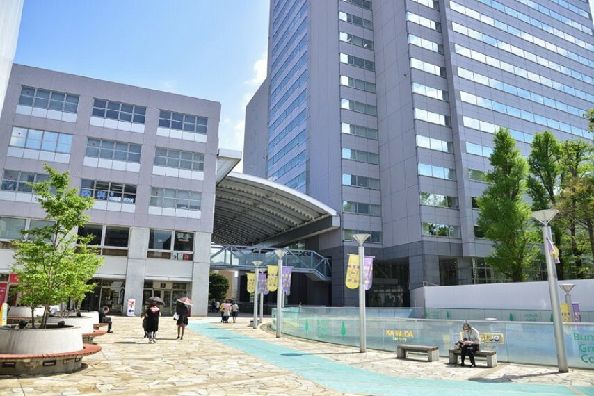 ショッピングセンター 【ショッピングセンター】文京グリーンコートまで822m