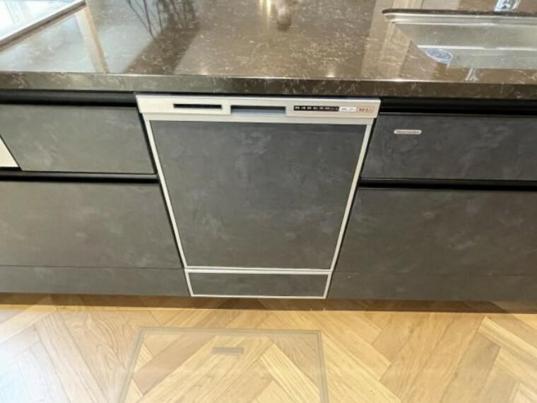 キッチン 食洗機付きです!