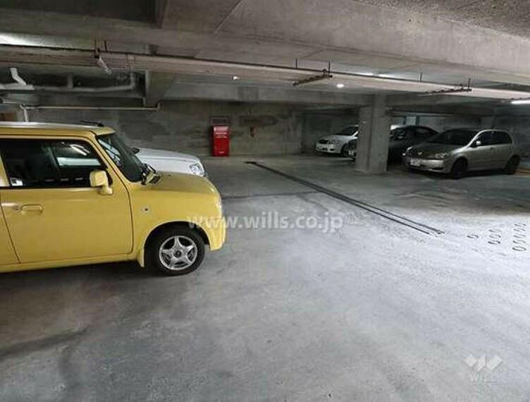 駐車場 敷地内駐車場(屋内平面式)