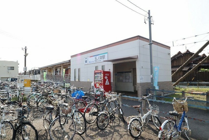 名鉄尾西線 玉ノ井駅
