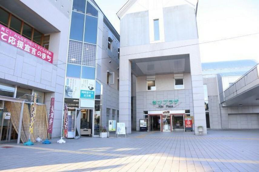 ショッピングセンター コンビニ/レストラン/銀行/役所/整体/ホテル/日用品/コインランドリー/クリーニング/花屋/ヘアサロン