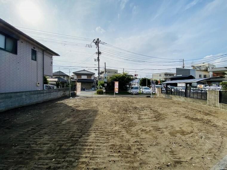 外観・現況 3駅3路線利用可能な立地