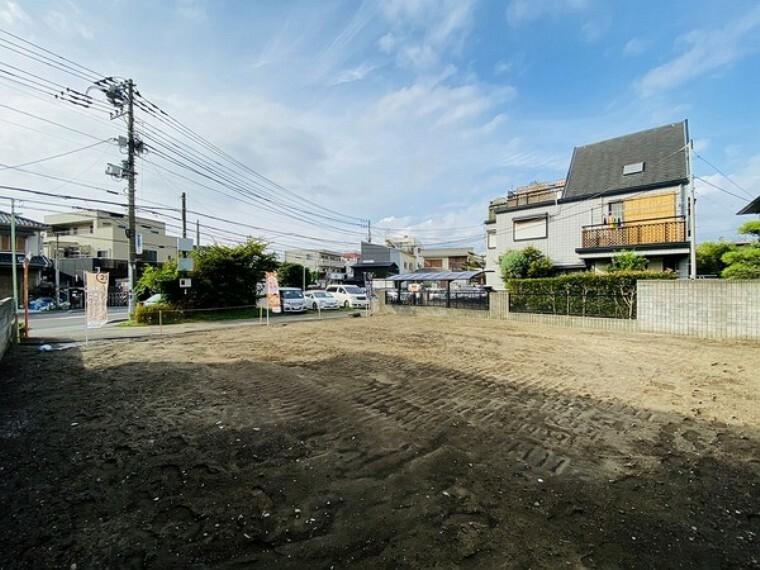 外観・現況 藤沢駅からのバス便もありバス停からから1分です。