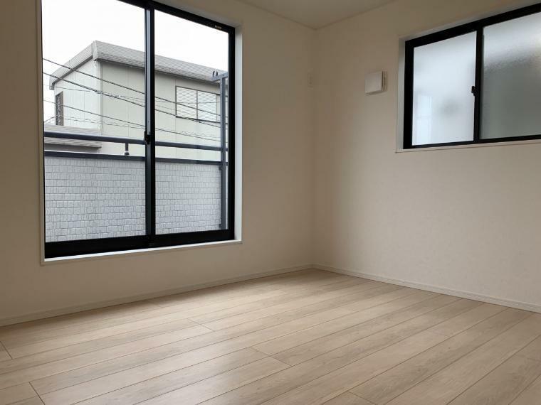 洋室 洋室の大きさは様々 子供部屋は勿論衣裳部屋・趣味のスペースetc用途に合わせてお選び下さい