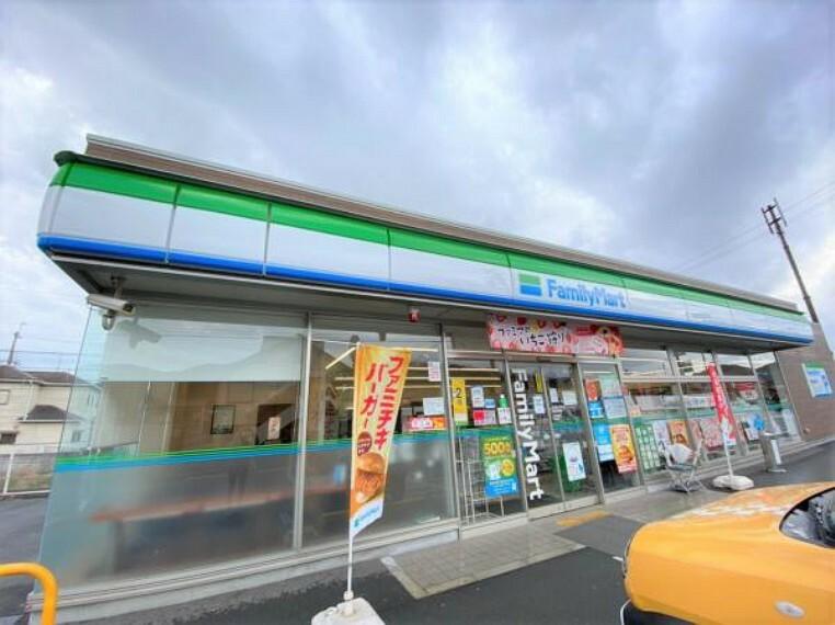 コンビニ ファミリーマート 高砂魚橋店