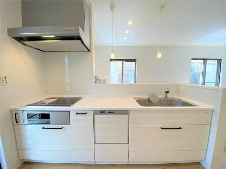 キッチン 食洗機付きシステムキッチンです