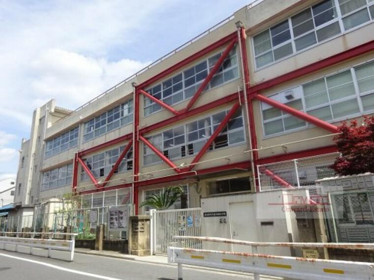 小学校 【小学校】東大阪市立森河内小学校まで400m