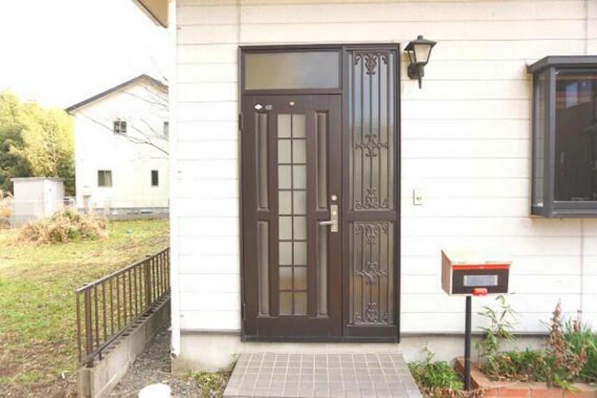 玄関 玄関です。
