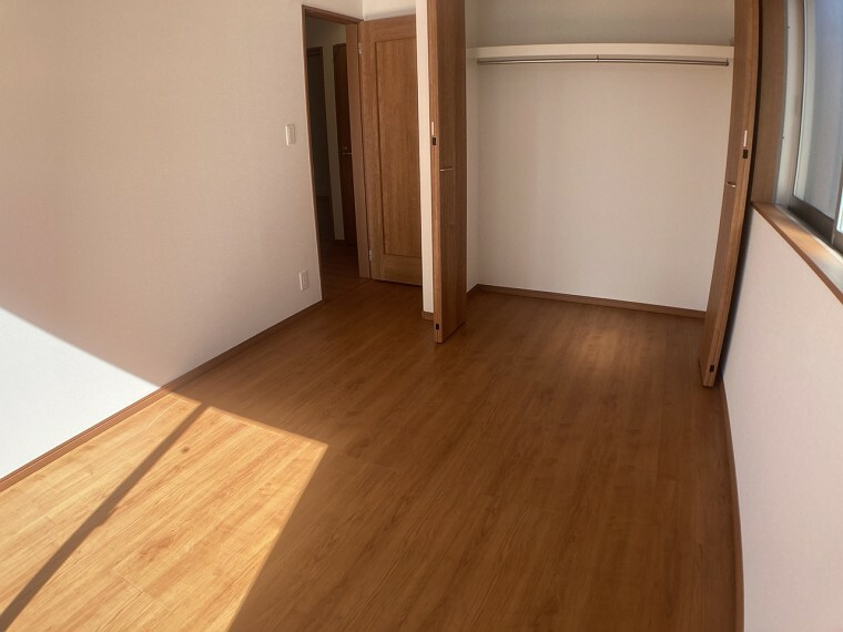 収納 同、建設会社の参考事例(収納と洋室2)