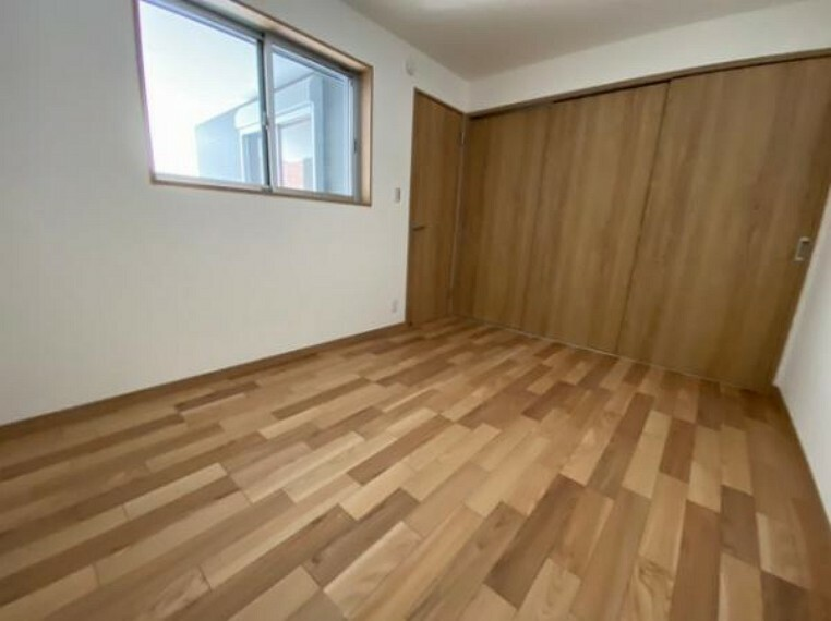 子供部屋 広々とした居室でプライベート空間もゆったりお過ごしいただけます