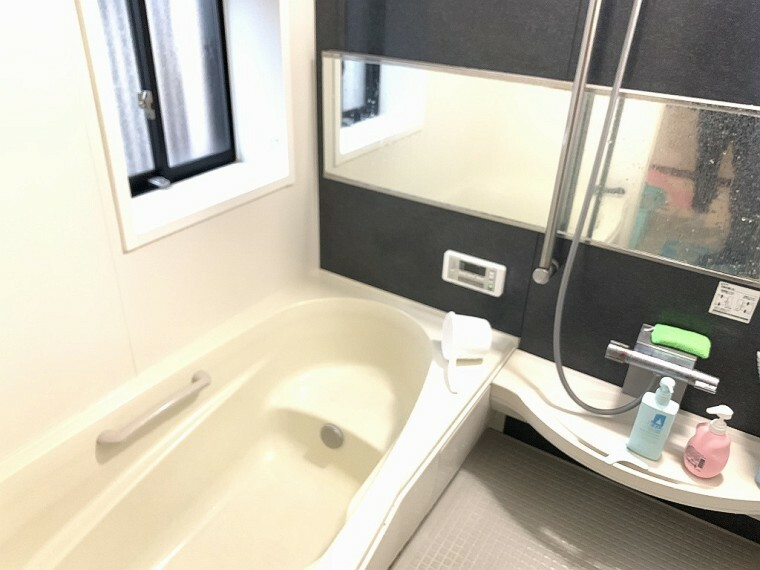 浴室 広々としたユニットバス