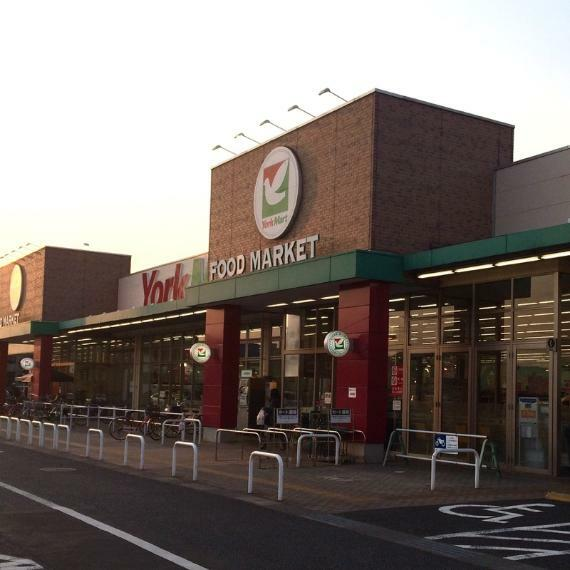 スーパー ヨークマート草加店 埼玉県草加市中央1丁目6-9