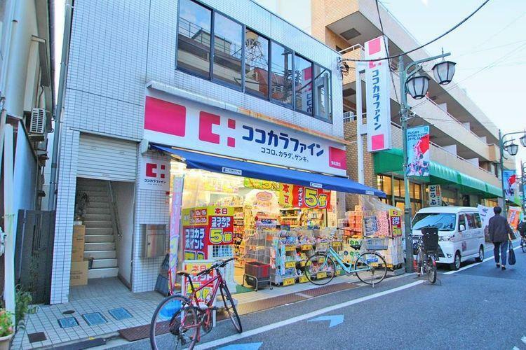 ドラッグストア ココカラファイン東松原店 徒歩6分。