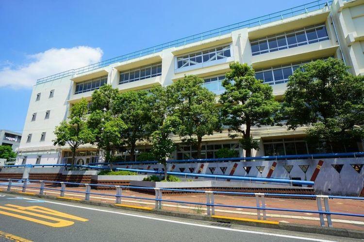 中学校 世田谷区立梅丘中学校 徒歩4分。