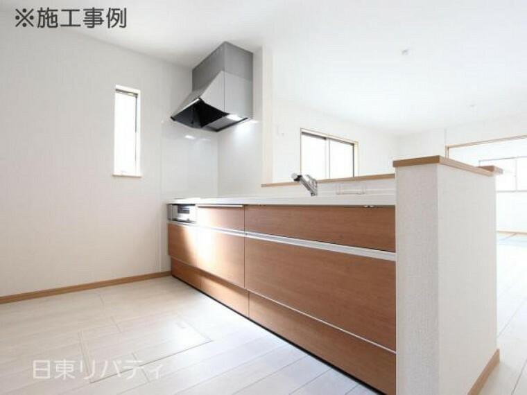 キッチン ※施工例