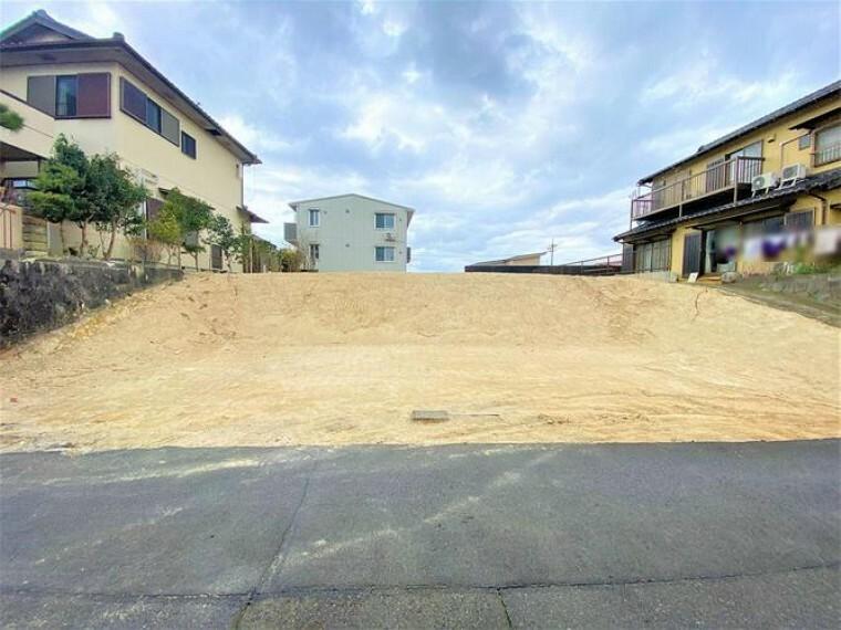 現況写真 岡崎市井田町からお土地のご紹介です