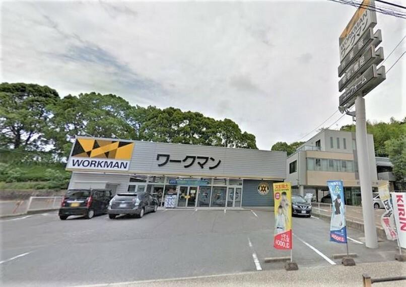 ショッピングセンター ワークマン岡崎稲熊店 徒歩18分。