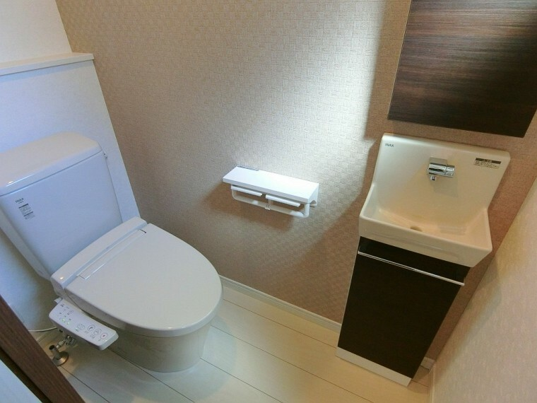 トイレ 同社施工事例