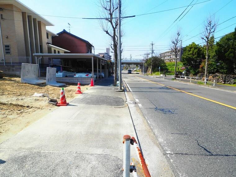 現況外観写真 1号線や名古屋高速も近くでお出かけなどのアクセスも良好! 2021年3月11日撮影