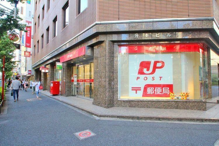 郵便局 西新宿七郵便局 徒歩12分。