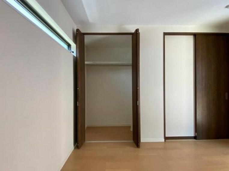 収納 全居室収納付きでお部屋スッキリ