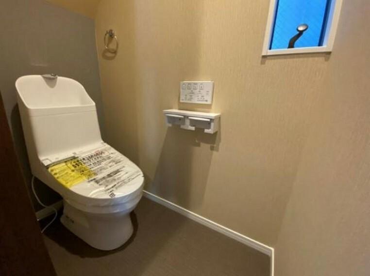 トイレ 快適な洗浄機能付きトイレ