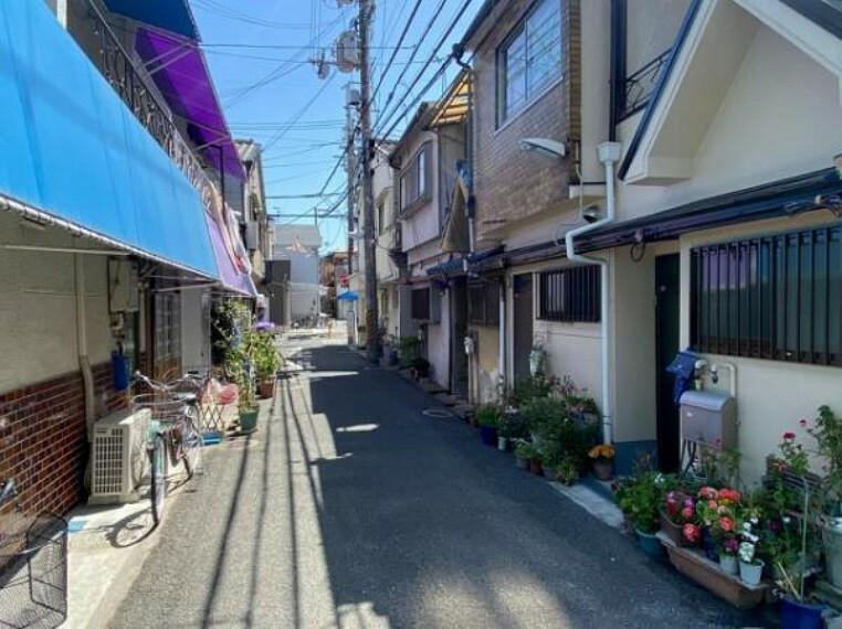 周辺の街並み お客様にあった住宅ローンをご提案させていただきます