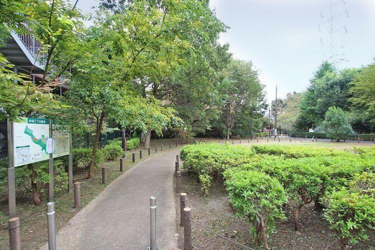 公園 成城三丁目緑地 徒歩7分。