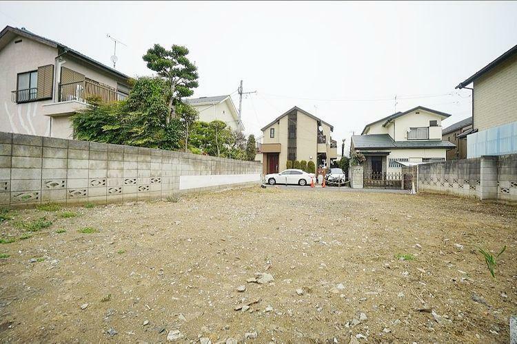 現況写真 世田谷区上北沢一丁目で販売された売地。京王線「桜上水駅」まで徒歩9分と利便性が良く、新宿駅までドアtoドアで約20分の便利さです。