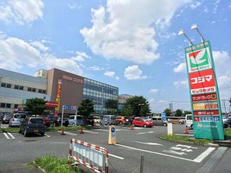 ショッピングセンター 東村山プラザ