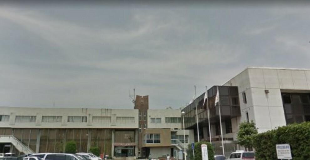 役所 【市役所・区役所】伊奈町役場まで1288m