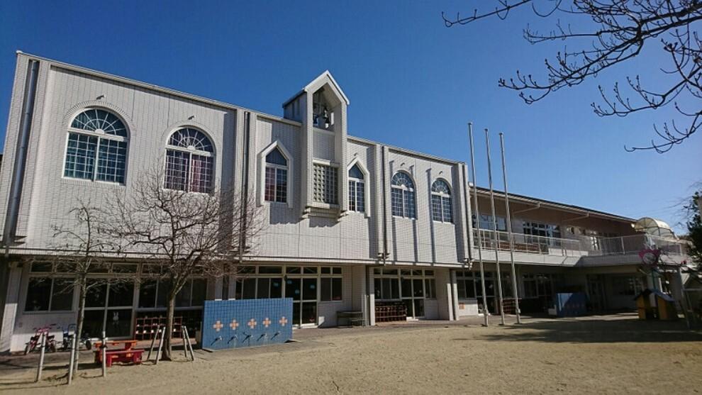 幼稚園・保育園 桃花台ひまわり幼稚園