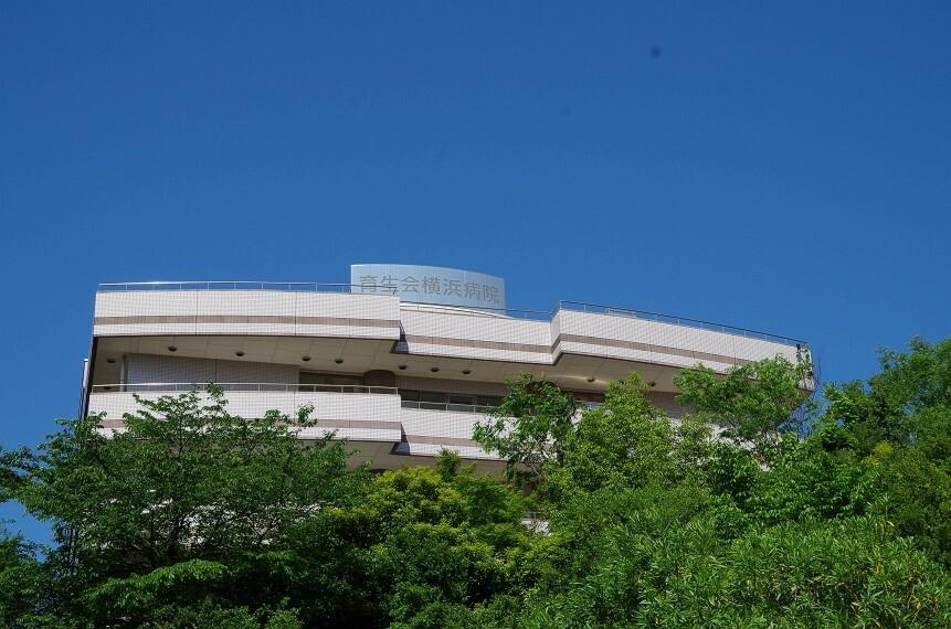 病院 育成会横浜病院(9つの診療科がる病院です。各種健診・人間ドックも実施しています。)