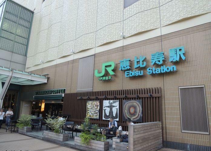恵比寿駅(JR 山手線) 徒歩15分。