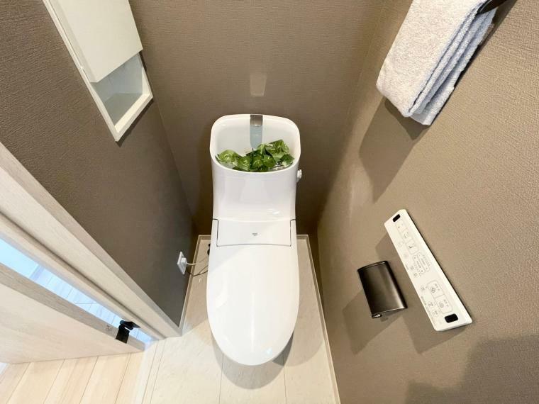 トイレ ウォシュレット付トイレ