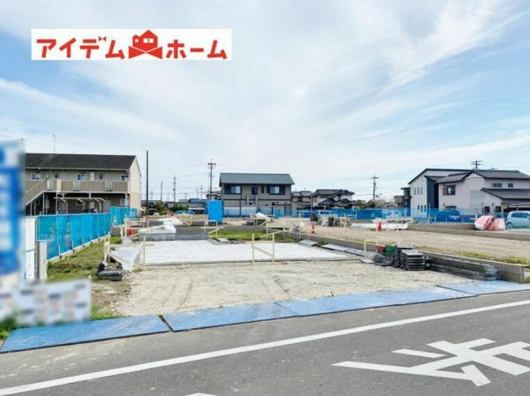 現況外観写真 全景(2021年4月)撮影