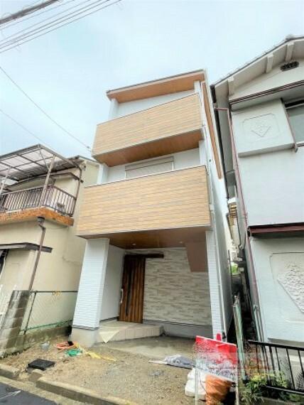 現況外観写真 周辺静かで暮らしやすい住宅街! 大阪メトロ今里筋線「井高野駅」徒歩5分!